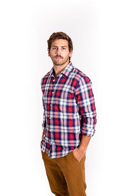 Camisa Viyela Gregores