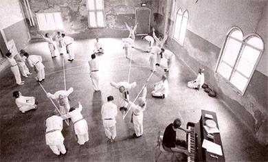 Gurdjieff dance eneagram