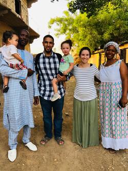 Wehmeyer's adoptive family