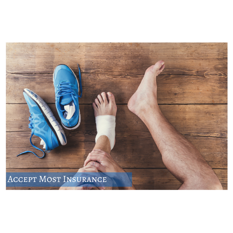ACCEPT MOST INSURANCE