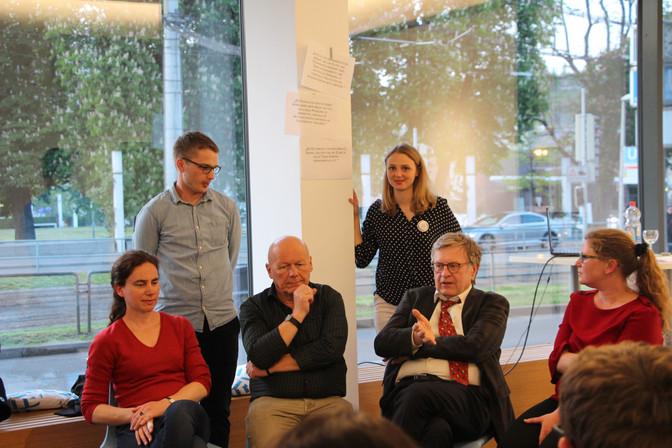 Utopie Europa ?! Eine Debattenveranstaltung rund um das Thema Euroskeptizismus