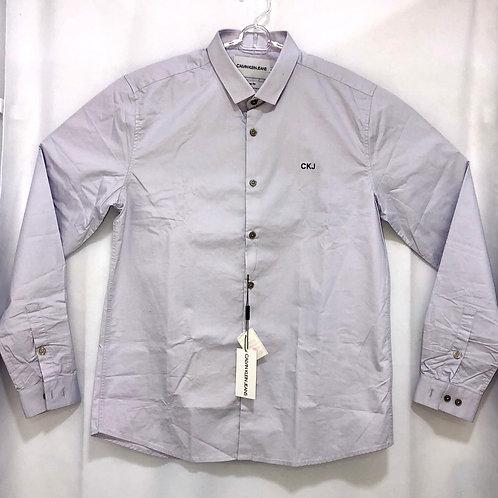 Camisa masculina social Calvin Klein