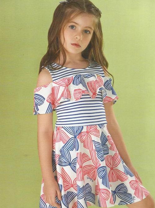 Vestido regata Infanti