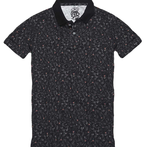 Camisa polo King&Joe
