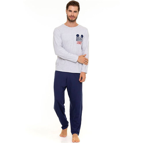 Pijama masculino adulto disney Evanilda