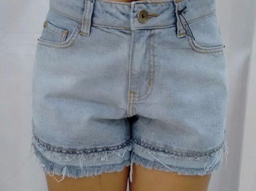 Short Jeans Hot Pants Coca-Cola