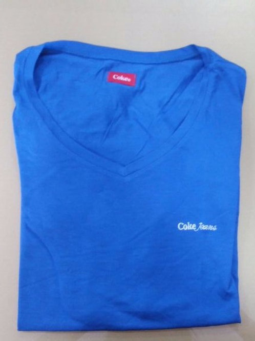 Camiseta New Comfort Coca-Cola