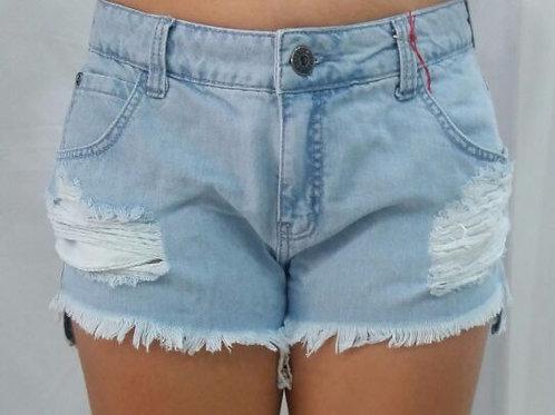 Short Jeans Apache Coca-Cola