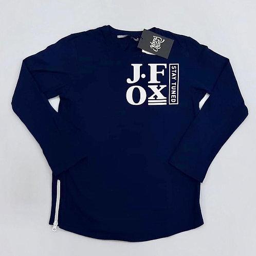 Camisa manga longa masc. Johnny Fox