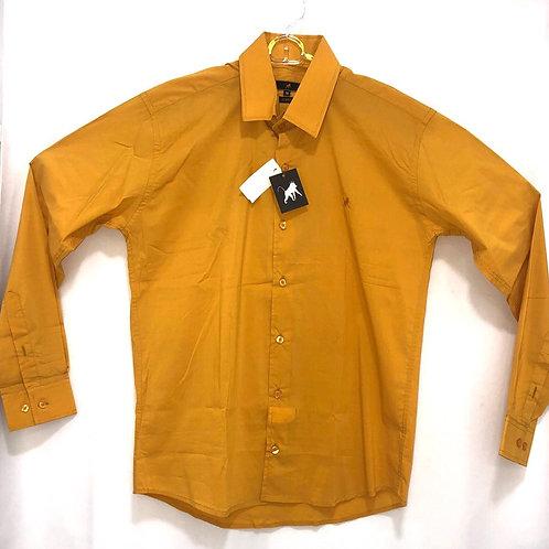 Camisa masculina social Rebualf