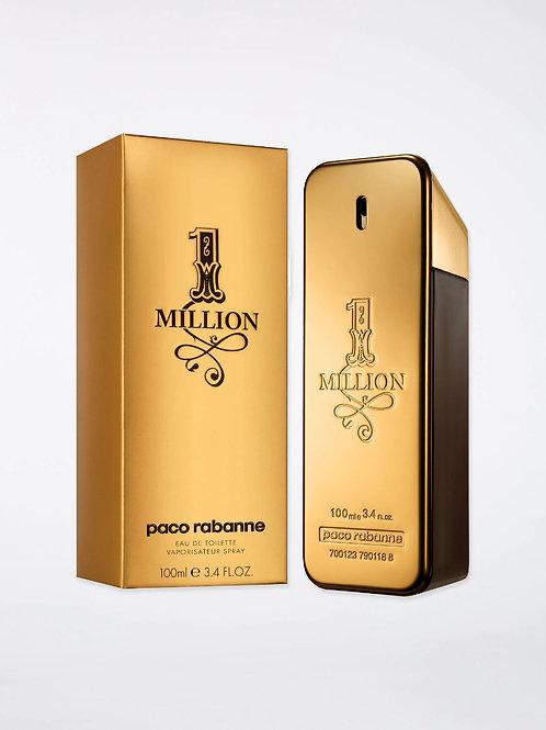 Perfume masculino 1 Million paco rabanne 200 ml