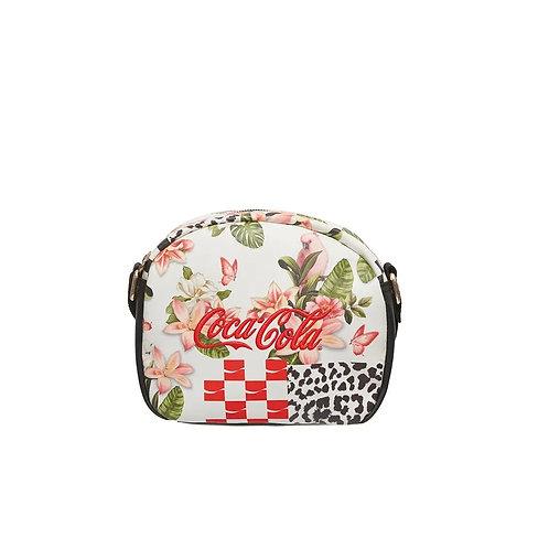 Bolsa transversal Coca-Cola