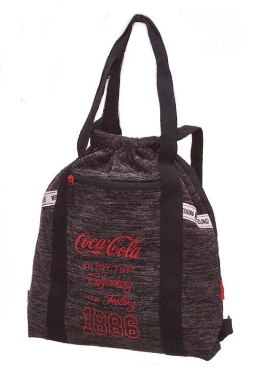 Bolsa costas unisex Coca-Cola