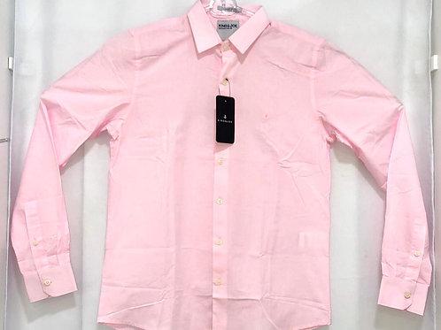 Camisa masculina social King&Joe