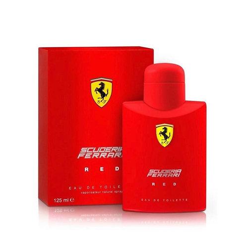 Perfume masculino Ferrari Red scuderi ferrari