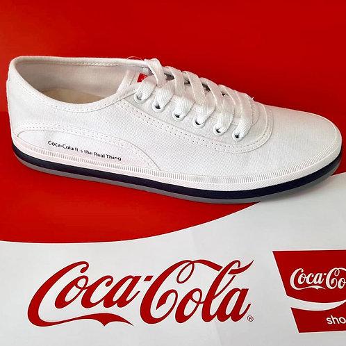 Tênis masculino Coca-Cola