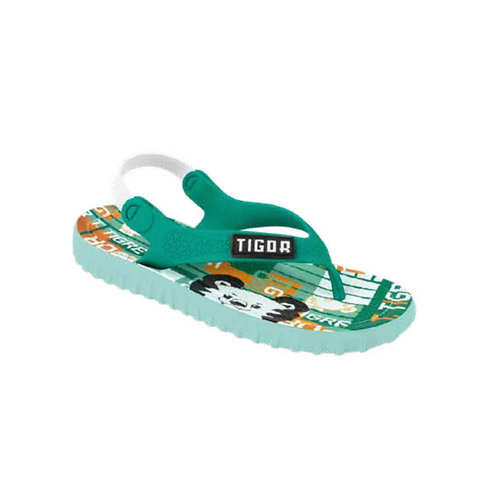 Sandália infantil Tigor T. Tigre