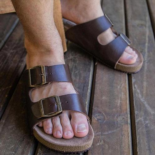 Sandália masculina Polo City