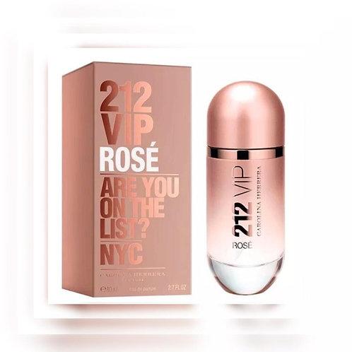 Perfume feminino 212 VIP Rosé 80 ml