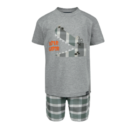 Conjunto short camisa Vrasalon