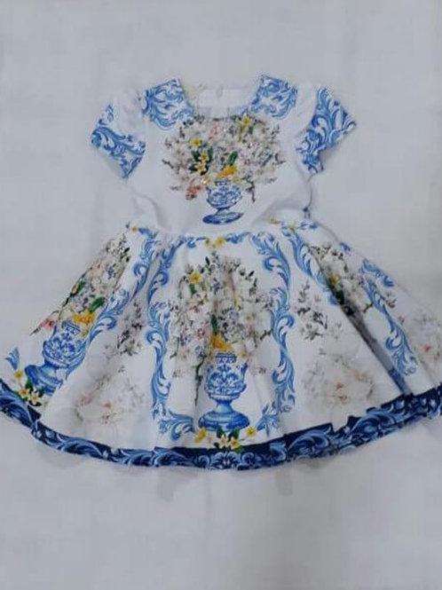 Vestido rodado Luluzinha