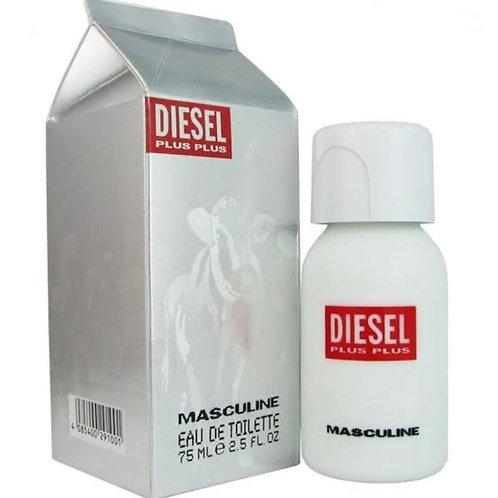 Perfume masculino Diesel Plus Plus 75 ml