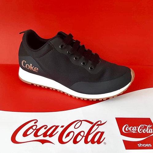 Tênis feminino Coca-Cola