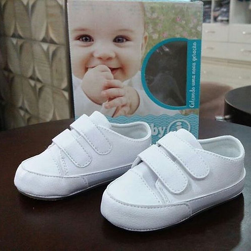 Sapato Bebê Baby i