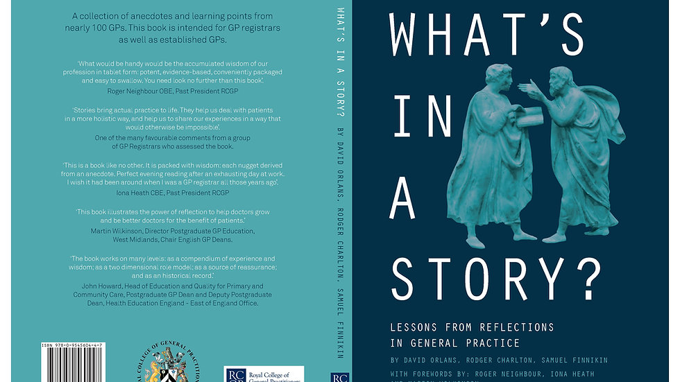 What's in a story?