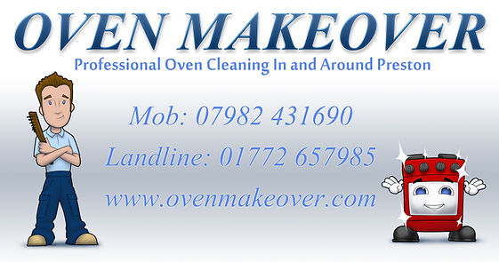 Oven Cleaner Preston