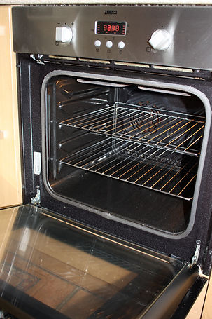Oven Cleaning in Preston