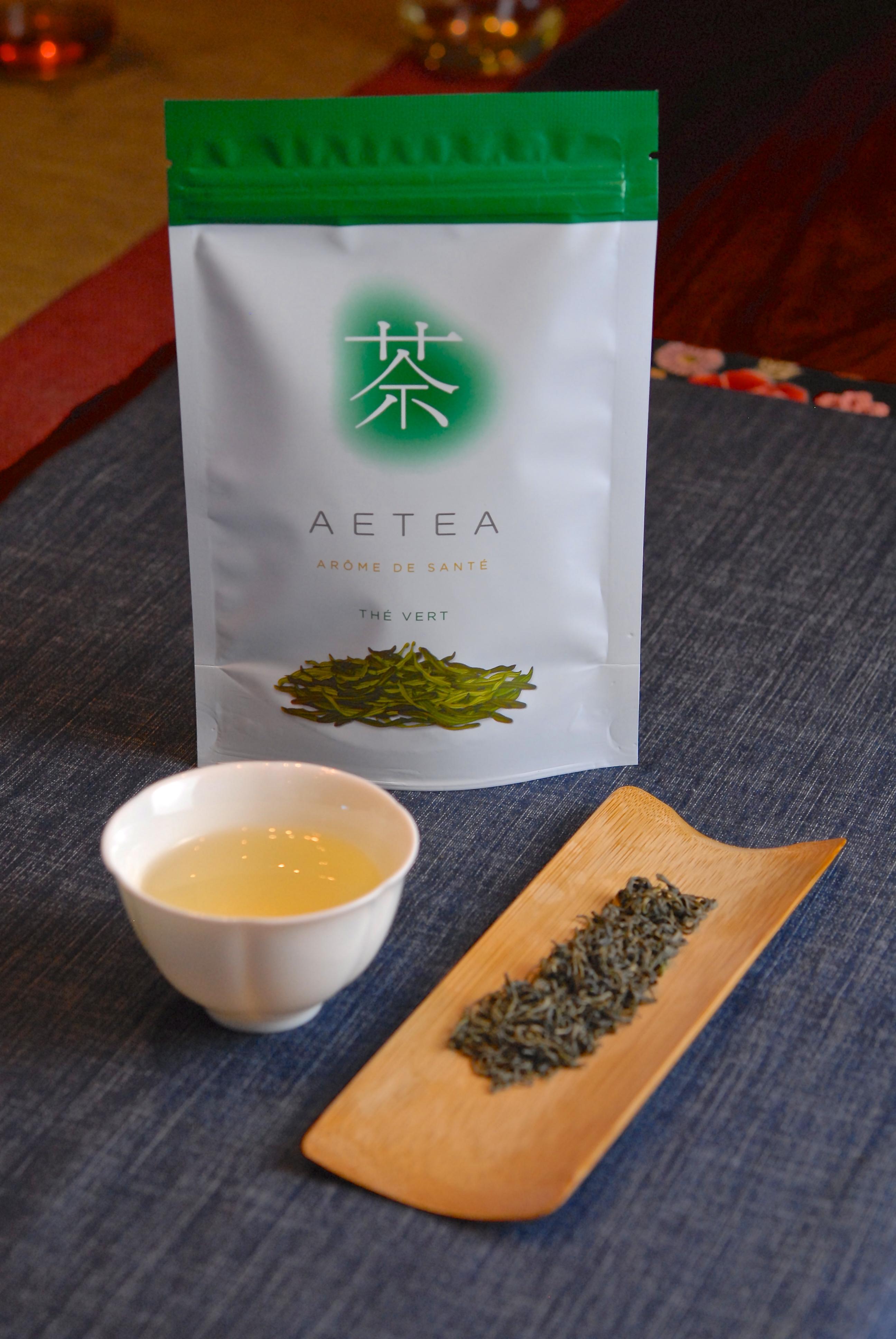 AETEA - Thé Vert