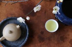 Thé vert - détente