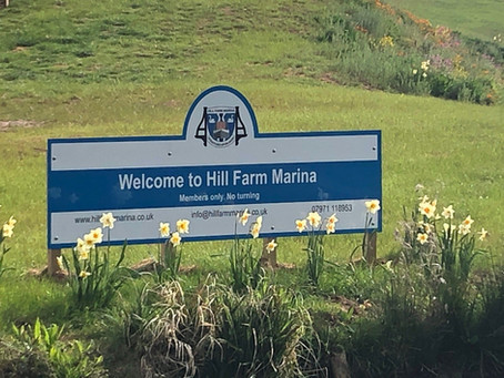 Welcome to Hill Farm Marina