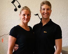 Anke und Björn Buschmann