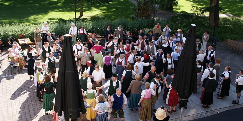 """Workshop """"Münchner Francaise & bayerische Tänze"""""""