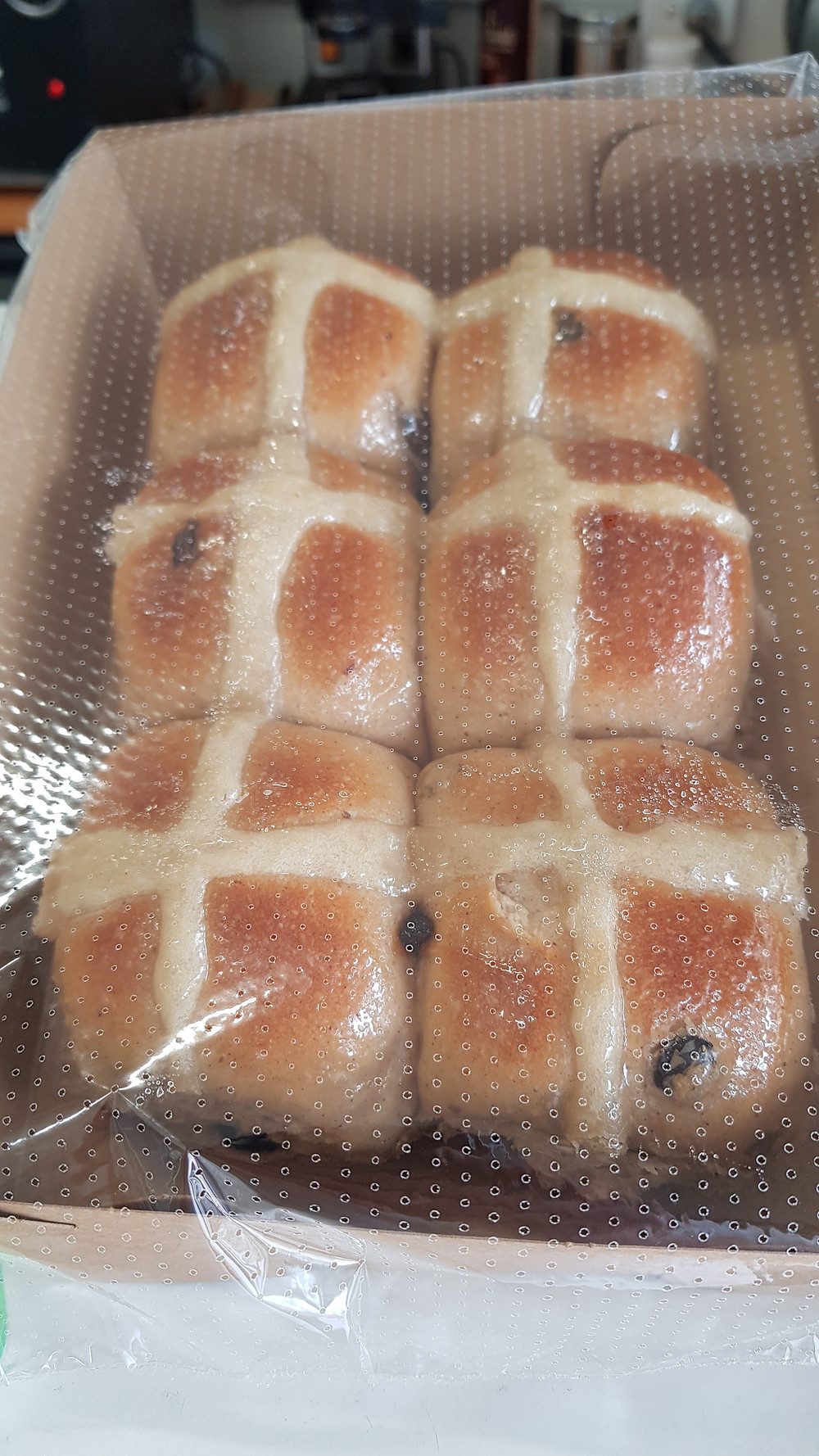 Amazing Easter Buns