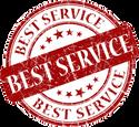 Best Service Guarantee