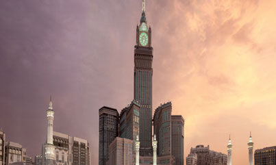 Fairmont Clock Tower Makkah