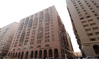 Al-Saha Hotel Madinah
