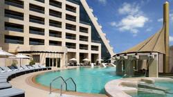 Raffles Dubai Swimming Pool