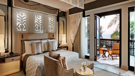 Jumeirah Dar Al Masyaf Deluxe Room