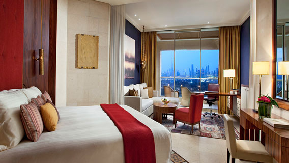 Raffles Dubai Double Room