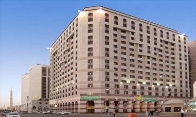 Al-Haram Hotel Madinah