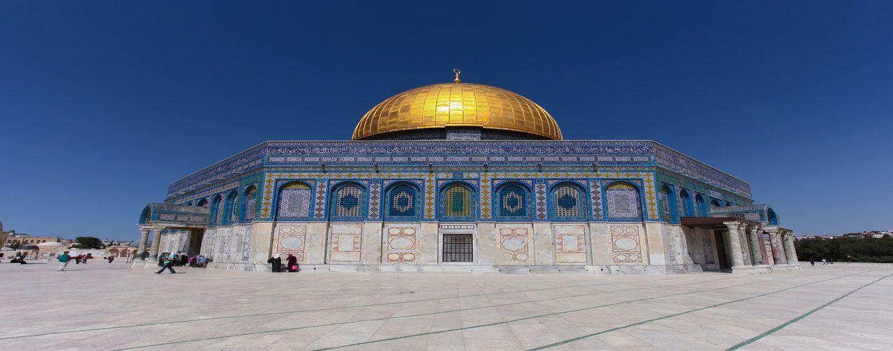 Masjid Al Aqsa Tour