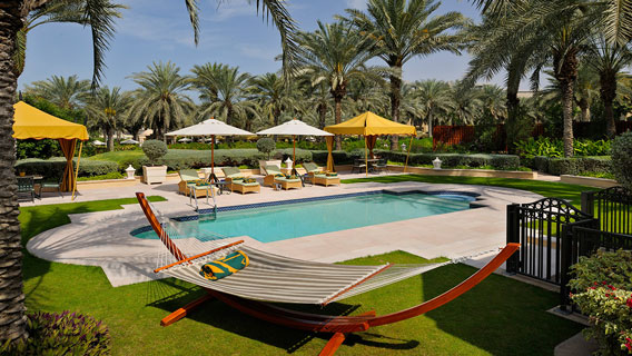 Royal Mirage Dubai Swimming Pool 2