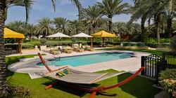Royal Mirage Dubai Swimming Pool 2