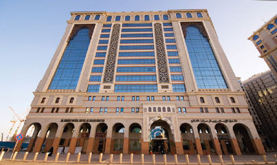 Al-Eiman Royal Madinah
