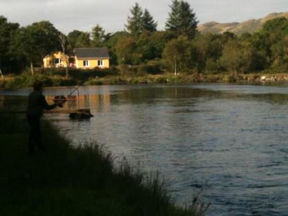 la rivière Caraigh
