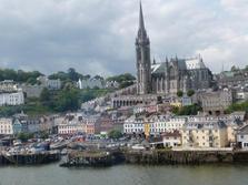 Cobh le port de la Brittany